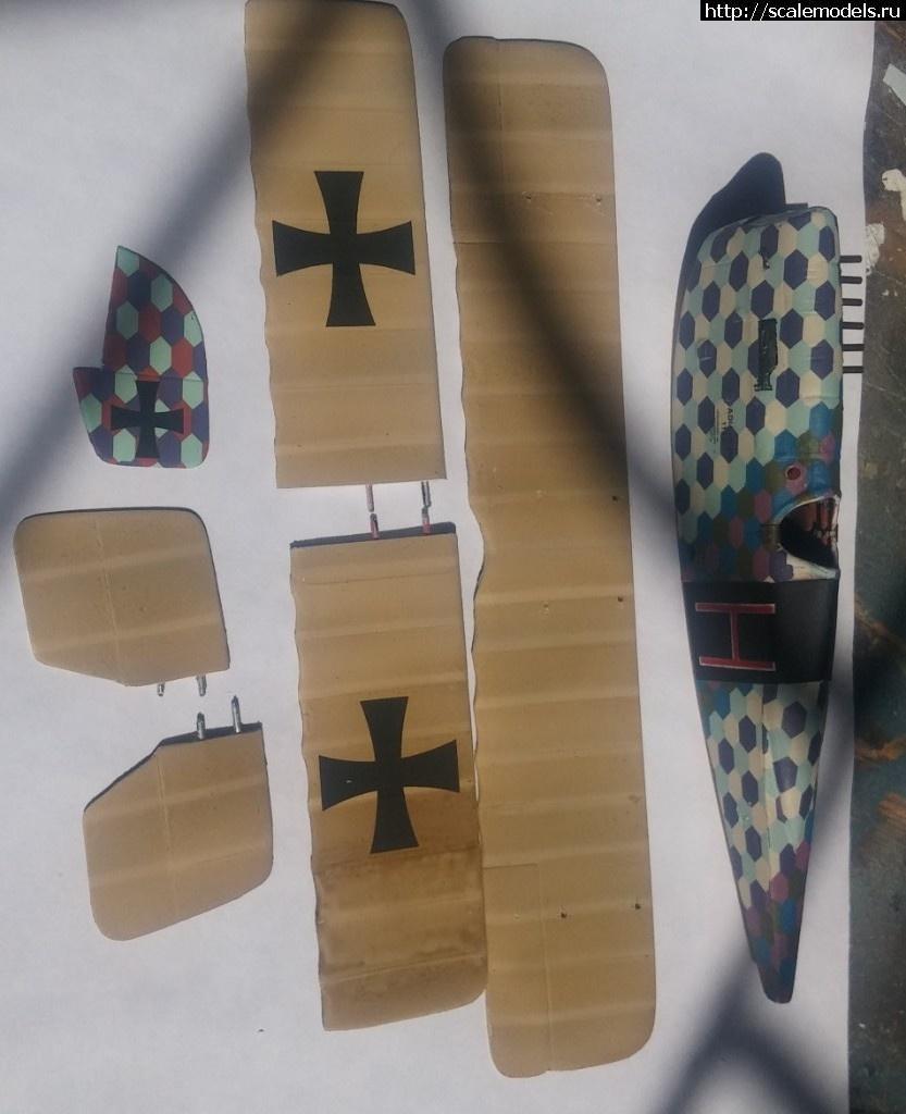 #1495211/ 1/48. Sierra scale models Aviattic D.I 115 series. Закрыть окно