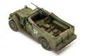 Звезда 1/35 M3 Scout Car в РККА