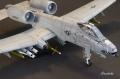Моделист 1/72 A-10A Thunderbolt II
