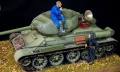 Звезда 1/35 Т-34/85