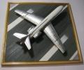 Heller 1/100 SE-210 Caravelle 01- 1й прототип в SAS