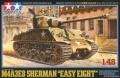 TAMIYA, Sherman M4A3E8 в 1:48
