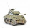 Звезда 1/100 М4А2 Sherman - Берлинский Эмча в сотом