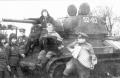 ICM 1/35 T-34/76 выпуска начала 1943
