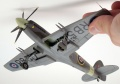 Falcon 1/48 Supermarine Spiteful F.14 - таки ВАКУУМ!