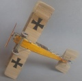 Sierra scale models 1/48 Aviatik D.I 115 series