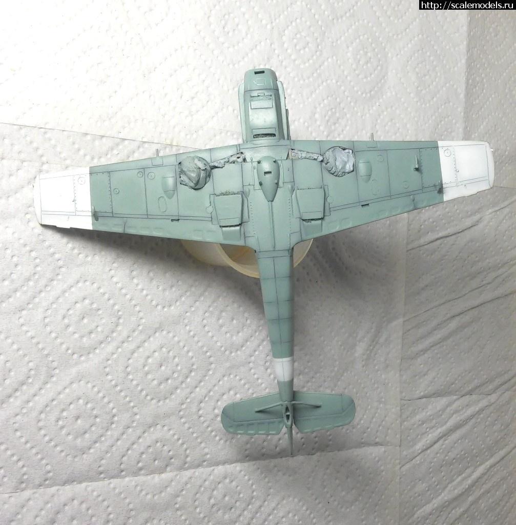 #1501212/ Bf 109 E4, Hobby Boss 1/72 - ГОТОВО Закрыть окно