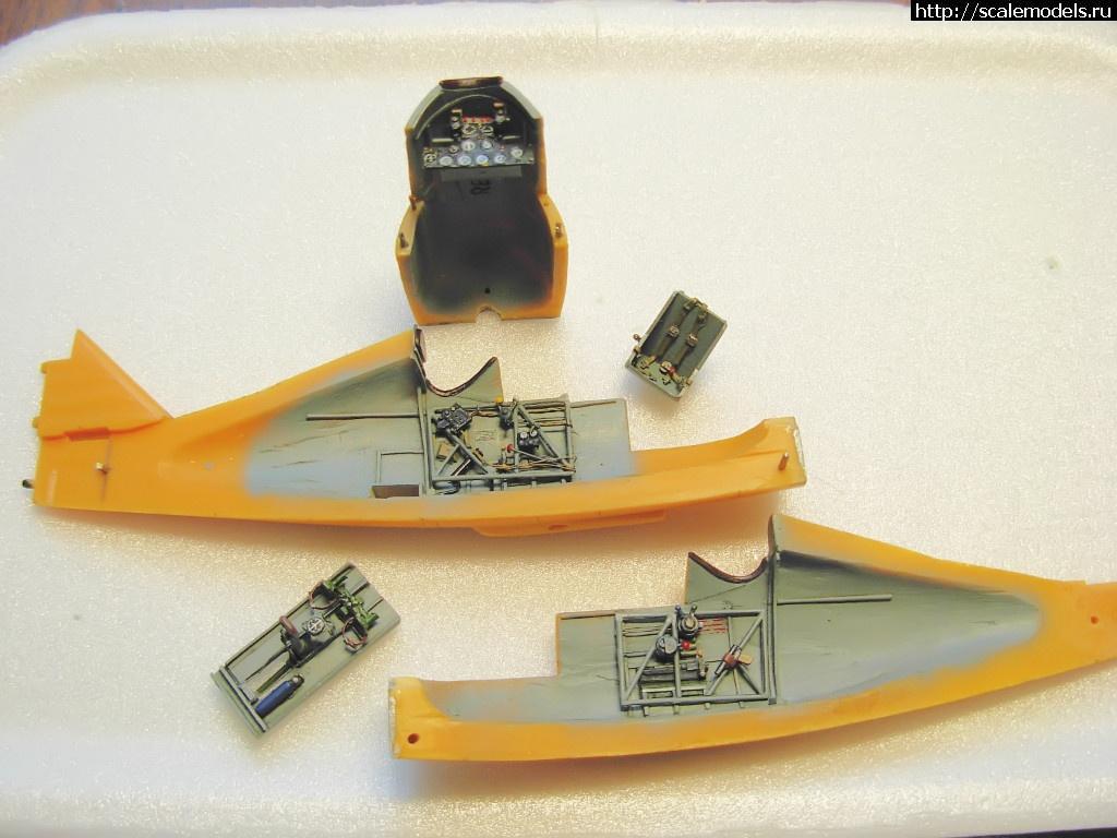 #1496787/ Посторойка самолёта Поликарпов И-5 масштаб 1:48. Rest Models Закрыть окно