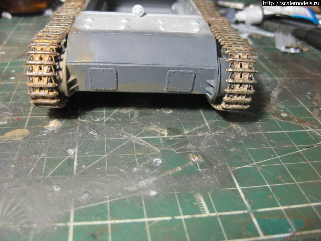 #1497635/ Pz-3 Ausf D Miniart 1\35 Готово! Закрыть окно