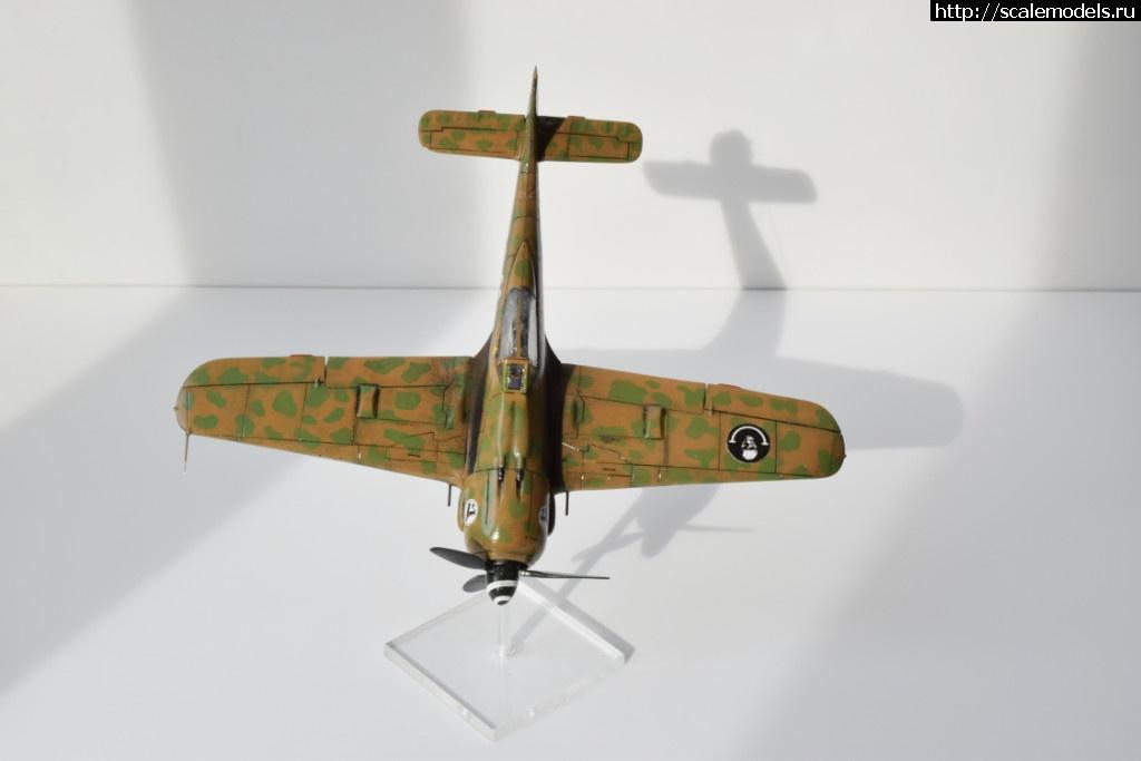 Fw-190F-8 Д. Мюнце - 1/72 Academy - Поддержка - ГОТОВО Закрыть окно