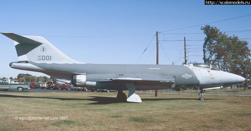 #1501799/ Анонс от KittyHawk: 1/48 F-101A/C Voo...(#6191) - обсуждение Закрыть окно