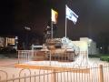 Walkaround Merkava 1, Мемориал Крылья. Натания, Израиль - Ветеран Первой Ливанской