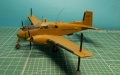 Croco 1/72 Beech RU-8D Seminole - Твин Бонанза на тропе войны