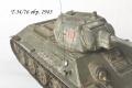 Звезда 1/35 Т-34/76 - Второе рождение