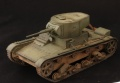 HobbyBoss 1/35 Т-26, обр. 1933 года - Советский легкий танк