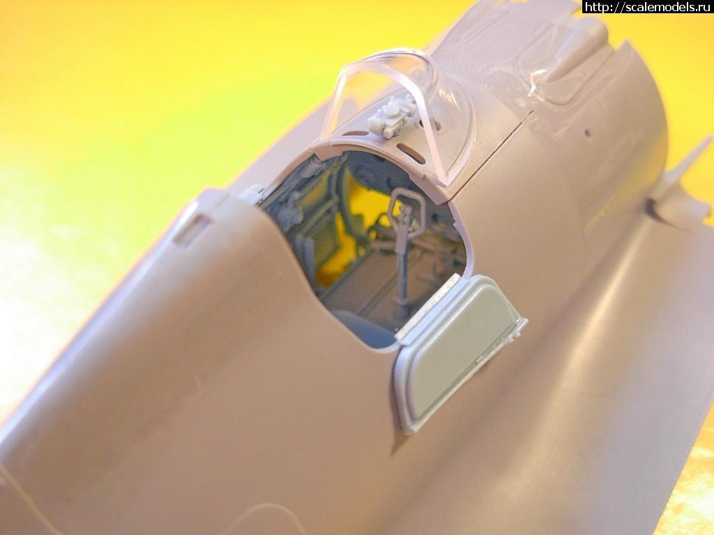 Анонс A-Resin 1:32 Поликарпов И-16 тип 24 Кабина пилота для модели фирмы ICM Закрыть окно