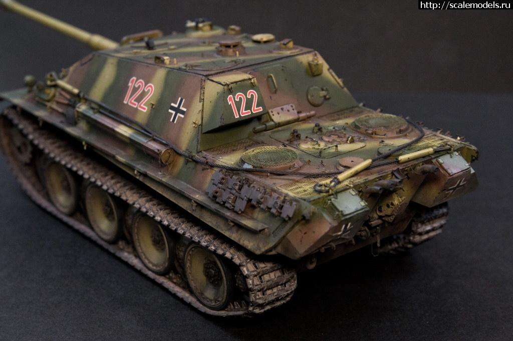 #1504365/ Dragon 1/35 Jagdpanther late product...(#12409) - обсуждение Закрыть окно