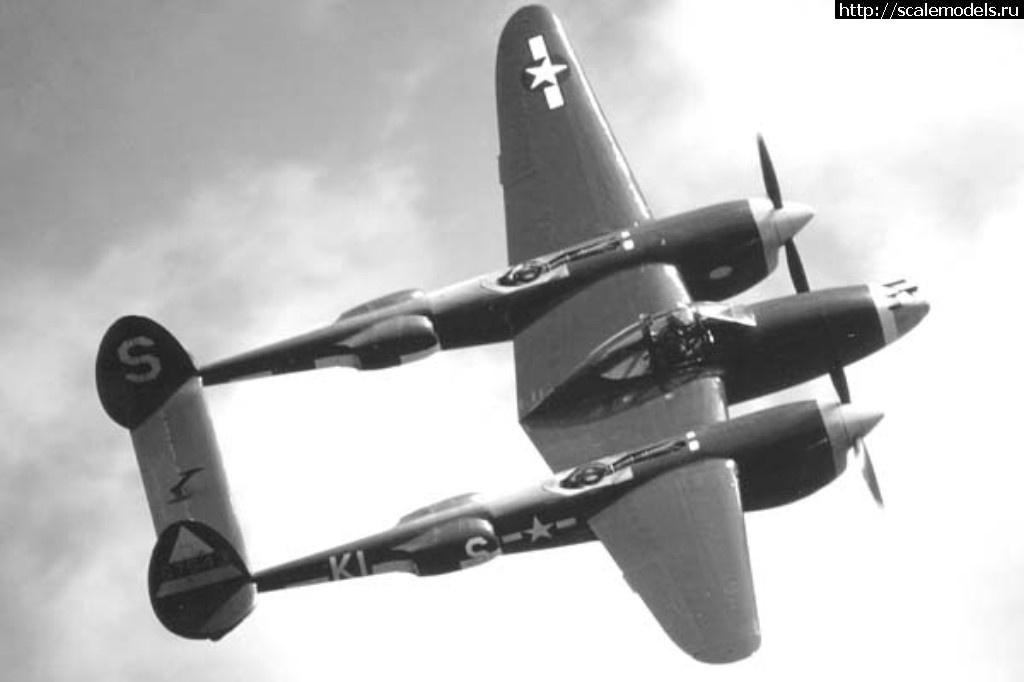 Совместная постройка (ГБ) – Самолет Lockheed P-38 Lightning Закрыть окно