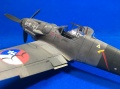 Eduard 1/48 Bf.109G-6 Slovak Переобувшийся в прыжке