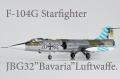Hasegawa 1/48 F-104G Starfighter
