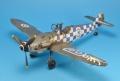 Tamiya 1/48 Bf 109G-6 - Японский немец в финской шкуре