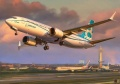 Анонс Звезда 1/144 Boeing 737 MAX - тестовая сборка