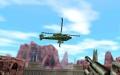 Звезда 1/144 AH-64 Apache HECU