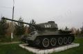 Walkaround средний танк Т-34-85, Крёкшино, Московская область, Россия