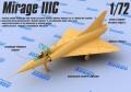 Анонс Special Hobby 1/72 Dassault Mirage IIIC/CJ/E/R - 3D-render