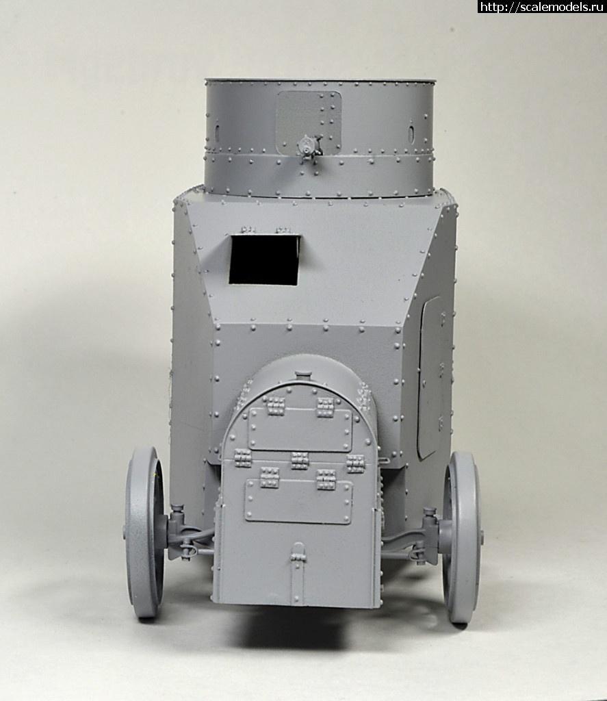 Early Armour Models 1/35 Praga R-4  Закрыть окно