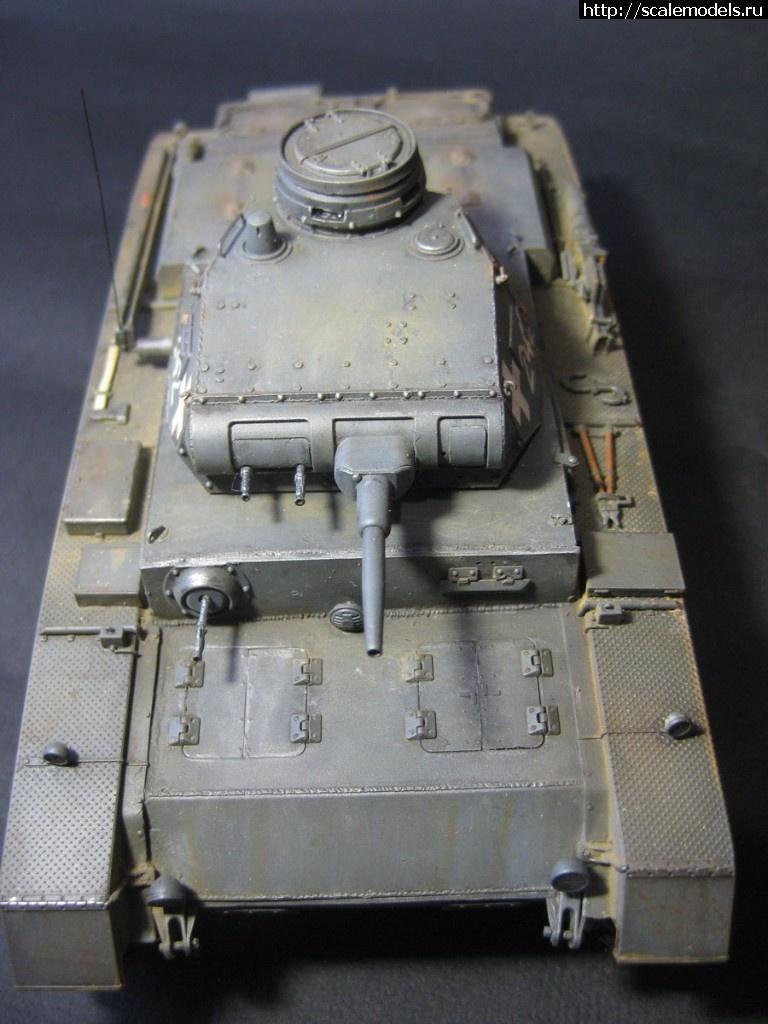 #1509970/ Pz-3 Ausf D Miniart 1\35 Готово! Закрыть окно
