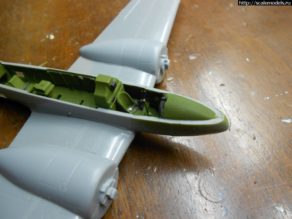 #1510764/ Ki-46 III 1/72 Hasegawa поддержка ГОТОВО Закрыть окно