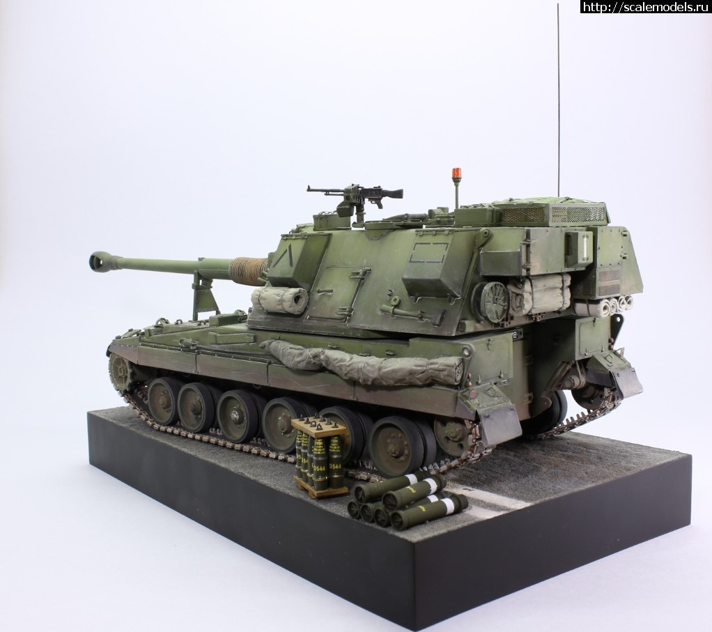 Trumpeter 1/35 AS-90 Braveheart/ Trumpeter 1/35 AS-90 Braveheart(#12487) - обсуждение Закрыть окно