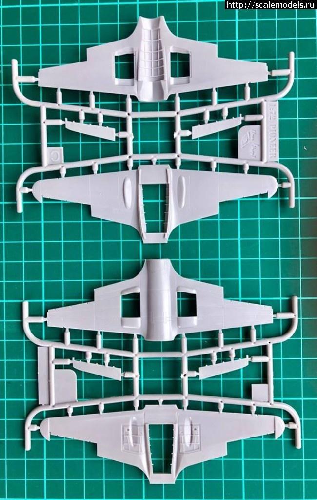 Анонсы ClearProp 1/72 Gloster E28/39 Pioneer  Закрыть окно