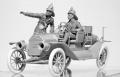 ICM 1/35 Model T 1914 Fire Truck с экипажем