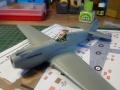 Airfix 1/48 Curtiss Tomahawk MK.II
