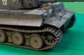 Звезда 1/35 Ранний Тигр - Моя первая модель