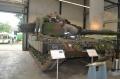 Walkaround основной боевой танк Leopard 2A4, German Tank Museum, Munster, Germany
