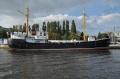 Walkaround средний рыболовный траулер СРТ-129, Музей Мирового Океана, Калининград, Россия