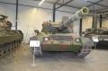 Walkaround основной боевой танк Leopard 1A3, German Tank Museum, Munster, Germany