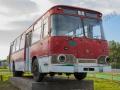 Walkaround автобус ЛиАЗ-677М, Вышневолоцкое ПАТП, Вышний Волочек, Тверская область, Россия