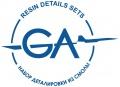GA - resin details sets