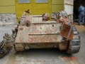 Walkaround легкий танк M3A1 Stuart перед реставрацией, Музей Техники Вадима Задорожного, Архангельск