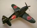 Hasegawa 1/48 J2M6 Raiden type 31