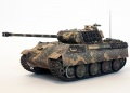 Dragon 1/35 Panther Ausf.G (MNH, Oct.1944) - Кошка в горошек
