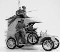 ICM 1/35 Французская пехота на марше (1914 г.) (фото+отливки)