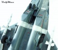 Звезда 1/72 МиГ-29 (9-13), 29 красный