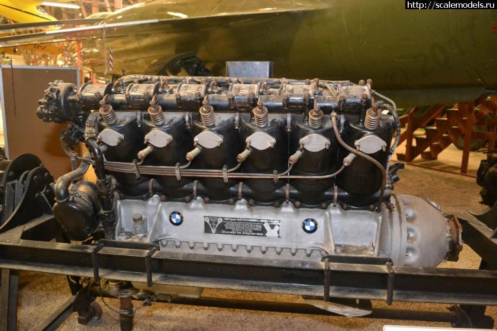 Walkaround авиационный 12-цилиндровый V-образный двигатель BMW VI 7.3 750, Egeskov Castle, Denmark Закрыть окно