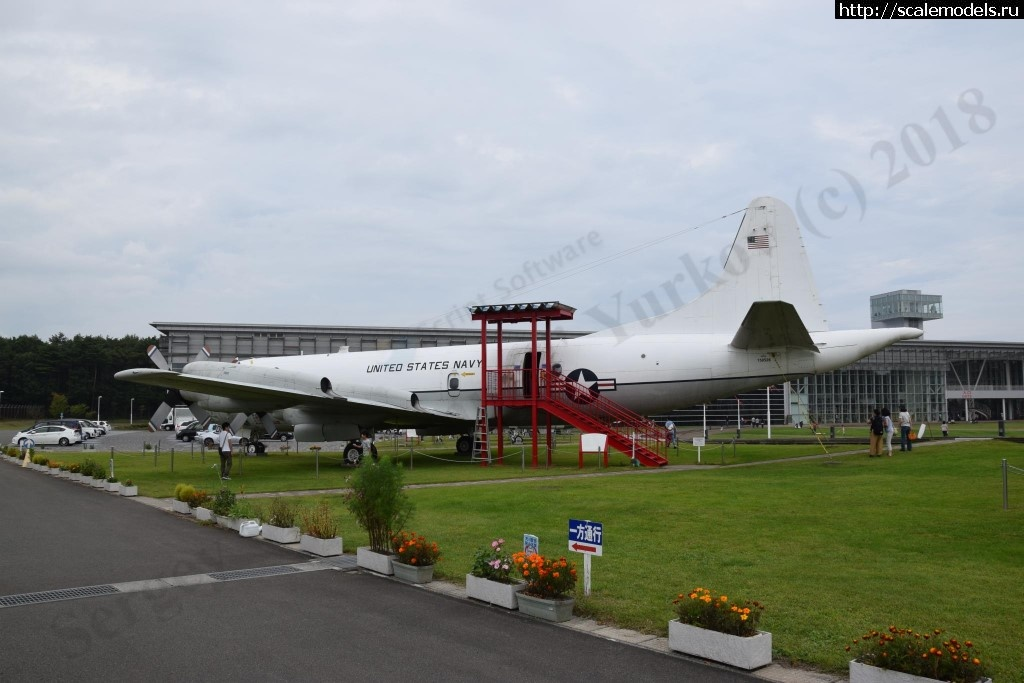 Walkaround Lockheed UP-3A Orion US NAVY 150526/01, Misawa Museum of Aviation and Science, Japan  Закрыть окно