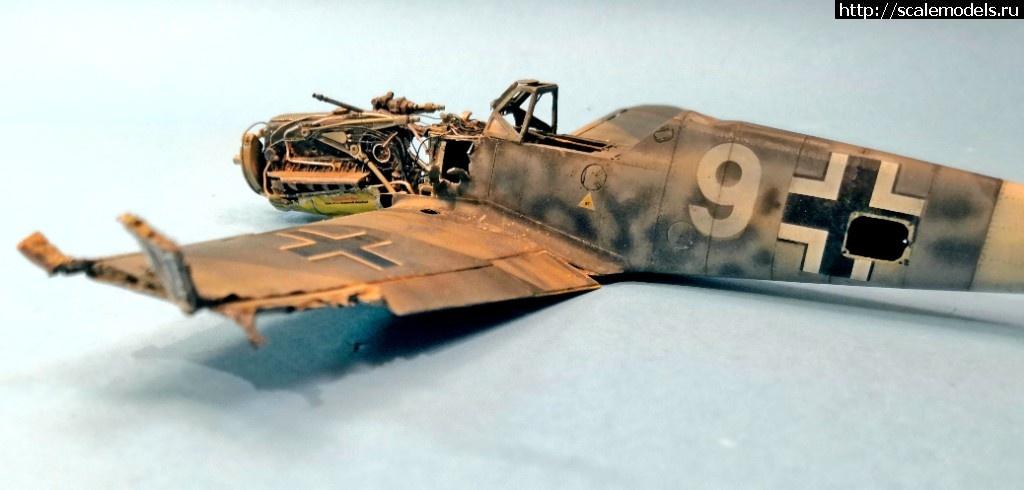 #1516794/ Bf-109F(готово) и He-111H-5 (Готово)в Африке! ГОТОВО! Закрыть окно